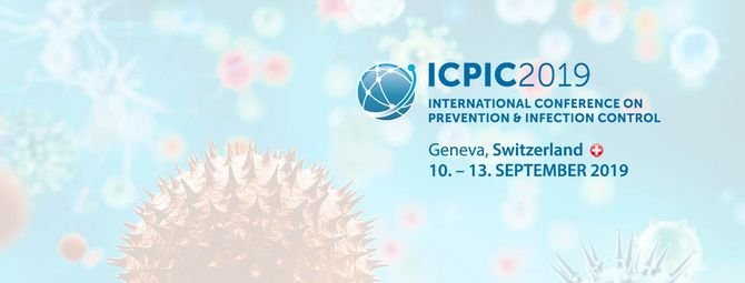 Dr. Schumacher joins other companies at the ICPIC in Geneva