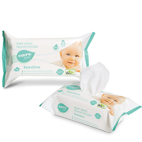 BABY WIPES SENSITIVE