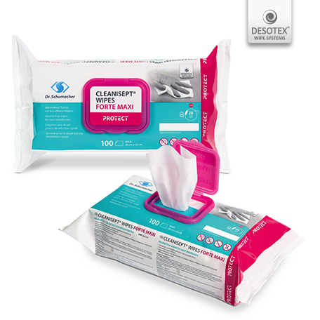 CLEANISEPT® WIPES FORTE MAXI