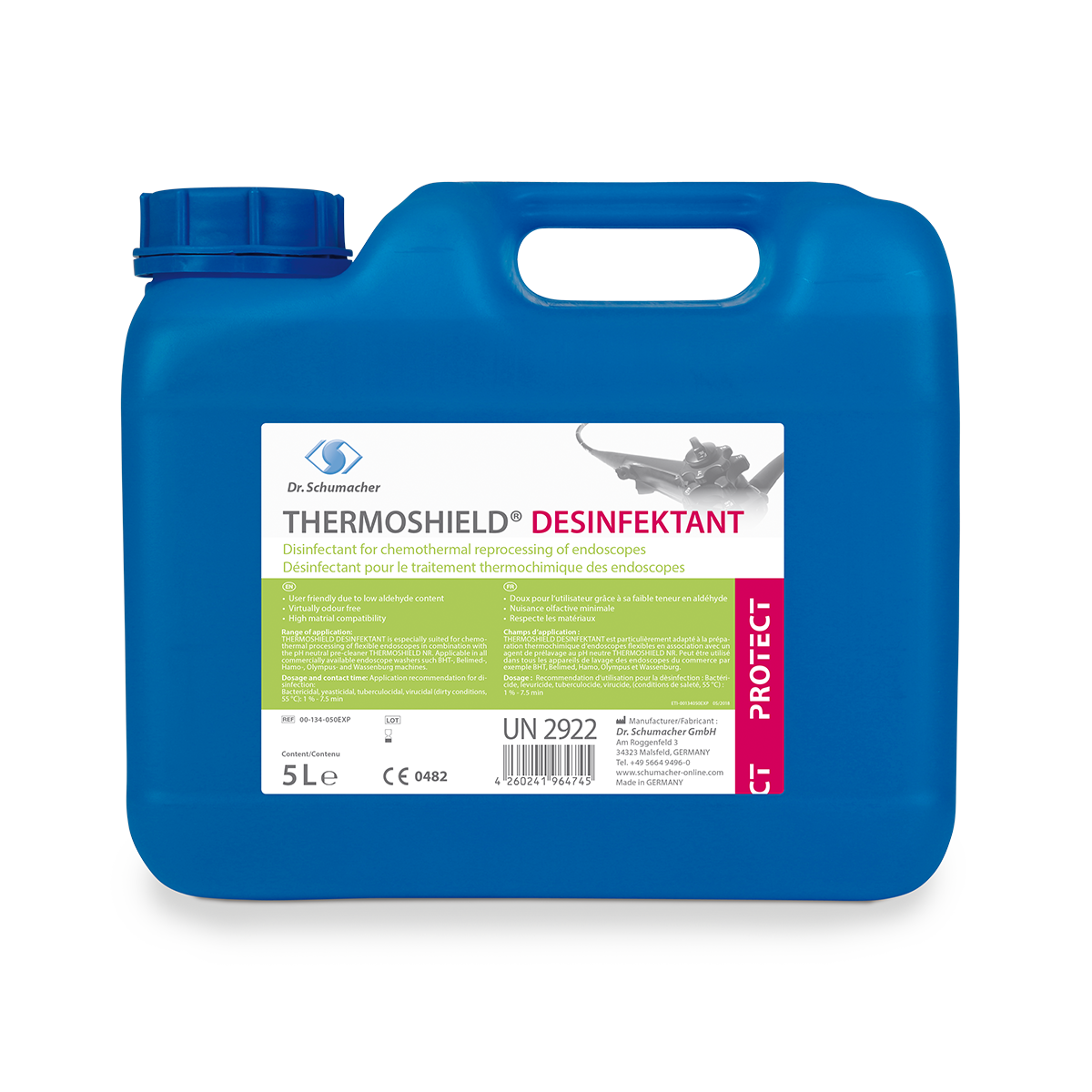 THERMOSHIELD® DESINFEKTANT